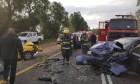 مصرع شخص وإصابات خطيرة في حادث طرق بالنقب