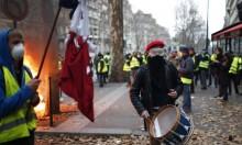 """#نبض_الشبكة: مظاهرات فرنسا و""""تدمير الوطن العربي"""""""