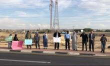 النقب: احتجاج على أوامر هدم منازل بير هداج