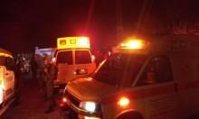 6 إصابات إحداها خطيرة في عملية إطلاق نار قرب مستوطنة