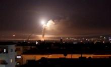 """سورية: الدفاعات الجوية تتصدى لـ""""أهداف جوية"""" قرب مطار دمشق الدولي"""