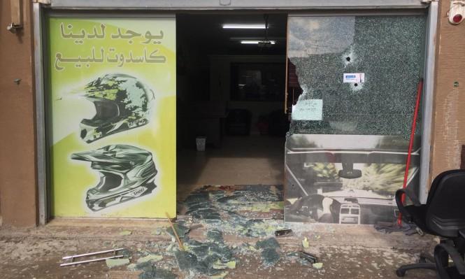 جديدة المكر: إطلاق النار على مدرسة سياقة لرئيس المجلس