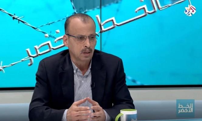 """""""الخطّ الأخضر"""" يناقش التصعيد الإسرائيلي في سورية ولبنان"""