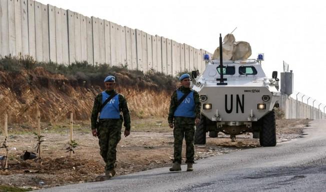 """إسرائيل تطالب """"يونيفيل"""" بتدمير الأنفاق من داخل الأراضي اللبنانية"""
