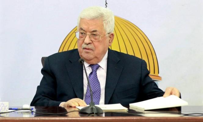 عباس: نواصل العمل السياسي لوقف الانتهاكات الإسرائيلية