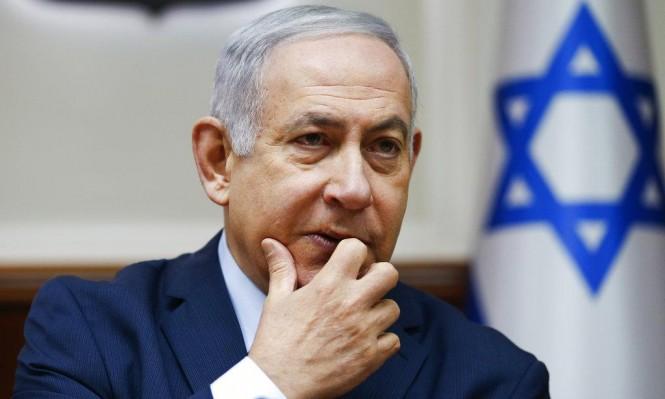 نتنياهو: نستغل الوقت لتجهيز عملية عسكرية في غزة