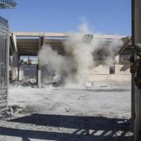 سورية: التحالف الدولي يقصف مستشفى في منطقة دير الزور