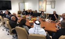 نواب التجمع يلتقون رؤساء سلطات محلية بالنقب