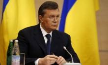 الرئيس الأوكراني المخلوع يطلب اللجوء لإسرائيل
