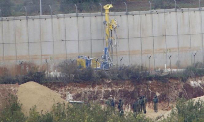 تسجيل للجيش الإسرائيلي يدعي أنه أصوات حفريات حزب الله