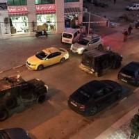 الاحتلال يقتحم حي المصايف برام الله ومنطقة العصيدة بالخليل