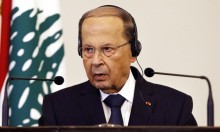 """الرئيس اللبناني: """"نتجنب التوترات عند الحدود مع إسرائيل"""""""