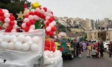 """#نبض_الشبكة: لا مكان لـ""""أوركسترا القمع"""" بمسيرة الميلاد في الناصرة"""