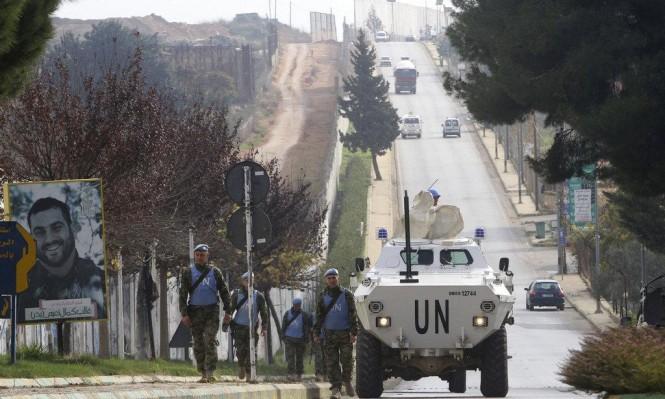 اليونيفيل: العثور على نفق آخر على الحدود اللبنانية