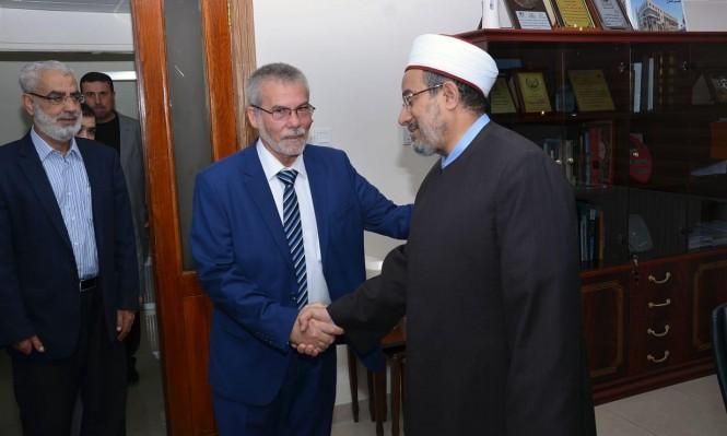 وفد لجنة التنسيق  للأردن لبحث أزمة جوازات الحج والعمرة