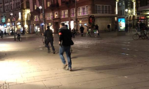 فرنسا: مقتل 3 أشخاص بإطلاق نار وسط مدينة ستراسبورغ