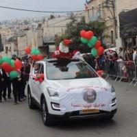 الناصرة: دعوات لإلغاء مشاركة أوركسترا الشرطة الإسرائيلية في مسيرة الميلاد