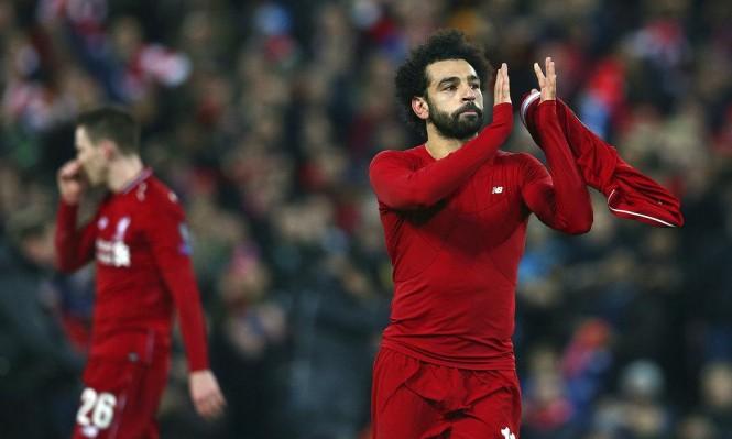 صلاح يقود ليفربول لثمن نهائي دوري الأبطال
