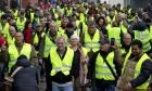 احتجاجات بالقدس وتل أبيب: المتظاهرون مدعوون لارتداء سترات صفراء