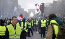 """فرنسا تطالب """"السترات الصفراء"""" عدم التظاهر وتلاحق منفذ هجوم ستراسبورغ"""