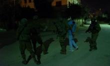 اعتقال 38 فلسطينيا بالضفة والقدس بينهم ناشطون في حماس
