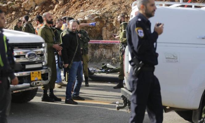 جيش الاحتلال: جريح بعملية دهس بمنطقة رام الله