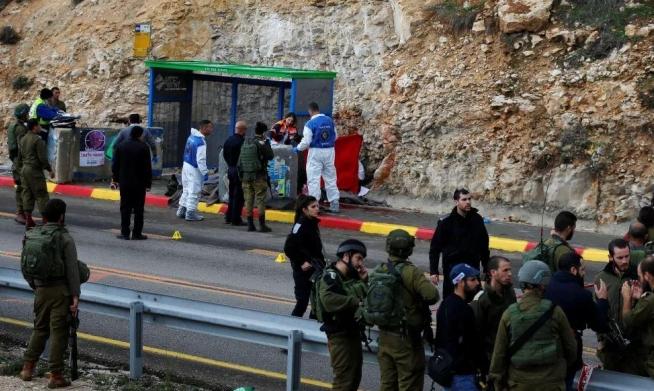 مقتل جنديين إسرائيليين في عملية إطلاق النار شرق رام الله