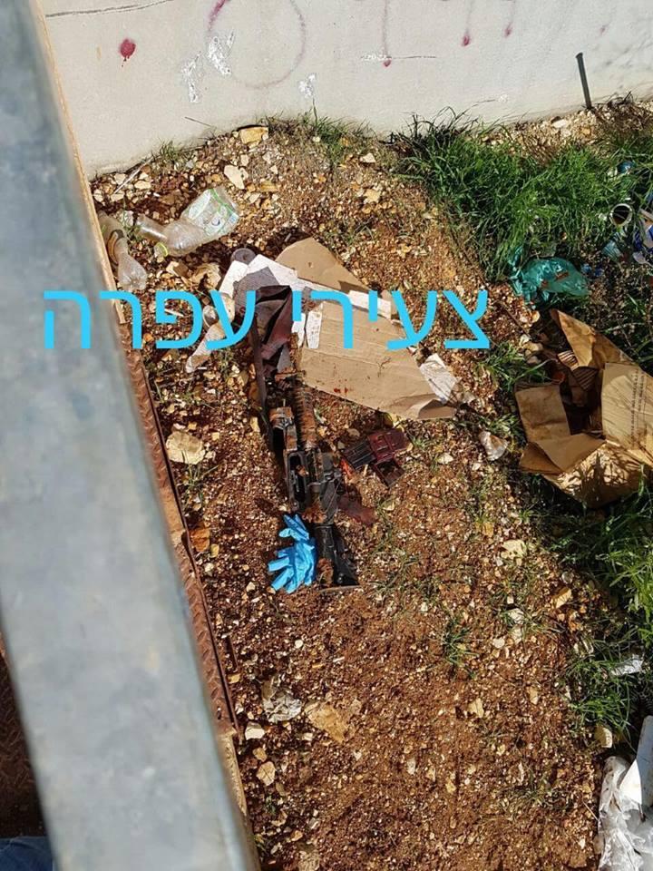 """مستوطنة """"بيت إيل"""": إصابة حرجة لجندي طعنه فلسطيني وفرّ"""