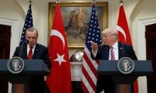 مباحثات هاتفية بين إردوغان وترامب حول سورية