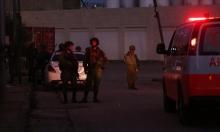 الاحتلال يستهدف سيارة إسعاف على حاجز بيتين