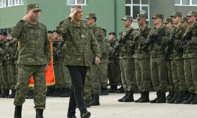 كوسوفو: البرلمان يصادق على إنشاء جيش