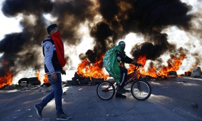 شهيد في رام الله وعشرات الإصابات برصاص الاحتلال في الضفة وغزة