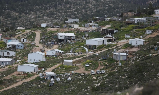 """الوزارية الإسرائيلية للتشريع تناقش """"شرعنة"""" 66 بؤرة استيطانية"""