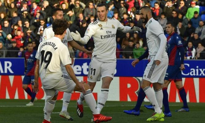 ريال مدريد يجهزا عرضا لضم لاعب مانشستر سيتي