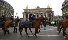 """باريس: اشتباكات واعتقالات في مظاهرات """"السترات الصفراء"""""""