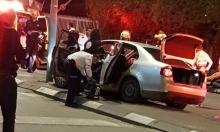 بفارق ساعتين: 3 قتلى عرب في جريمتي إطلاق نار باللد