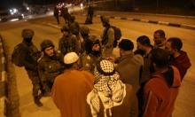 الضفة: مواجهات واعتقالات واعتداءات للمستوطنين على الفلسطينيين