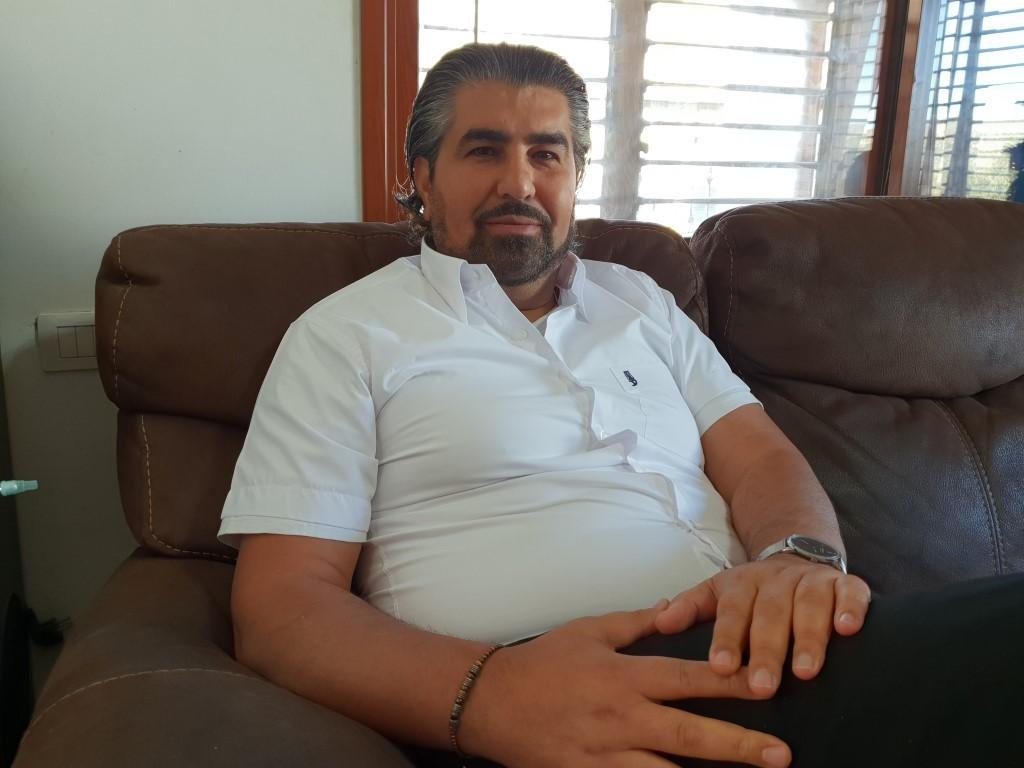 المحامي منذر حليحل (عرب 48)