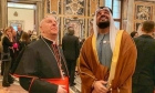 """حسين الجسمي أوّل مطرب عربي يُغنّي بحفل الفاتيكان...  والشبكة: """"بيحصل شي؟"""""""