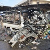 سورية: مقتلُ 25 شخصًا بانفجار سيارة مُفخخة وبتفجير مسجد