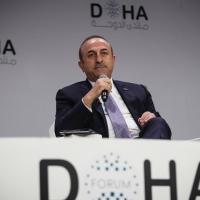 أوغلو: سنتعامل مع الأسد إذا انتخب بشكل ديمقراطي