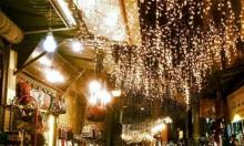 السوريون يحاولون تجاوز ويلات الحرب في الميلاد