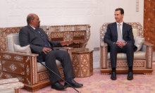 """البشير يجرى زيارة """"سرية"""" إلى سورية"""
