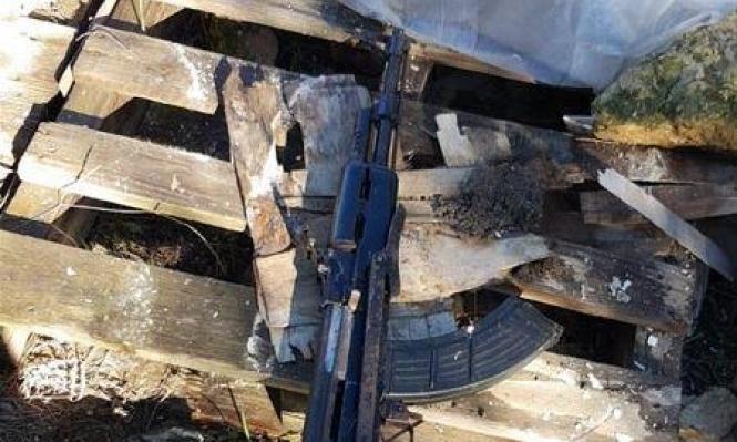 الاحتلال يعثر على السلاح المستخدم بعملية سلواد