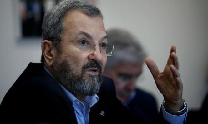 باراك: نتنياهو يسعى للقضاء على السلطة الفلسطينية