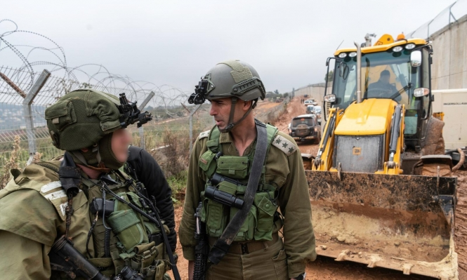 """""""درع شمالي"""": الاحتلال يزعم الكشف عن نفق رابع لحزب الله"""