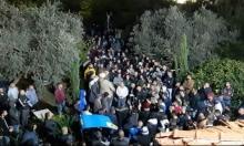 طولكرم: الاحتلال يشرع بهدم منزل الشهيد نعالوة