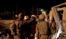 اعتقال 18 فلسطينيا وطرد عائلات بالأغوار بحجة التدريبات العسكرية