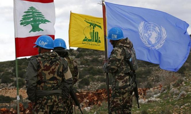 """الجيش اللبناني يعترض قوات الاحتلال العاملة بـ""""درع شمالي"""""""