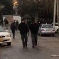 الشرطة تداهم بيارة دكة في يافا